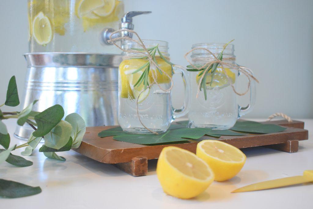 nước chanh tăng cường miễn dịch