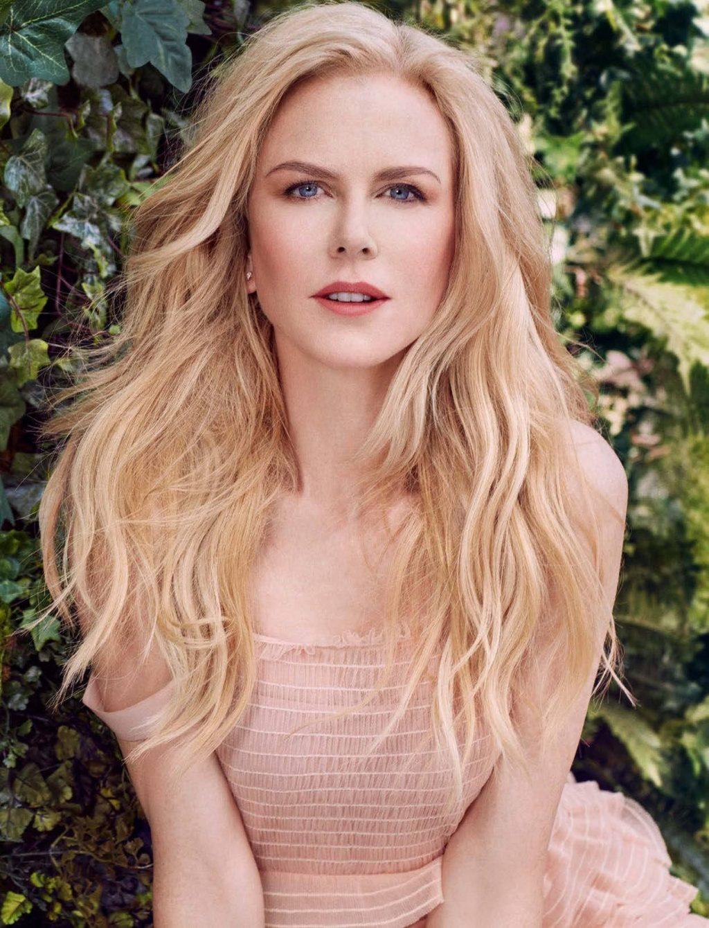 Nicole Kidman và bí quyết sở hữu vẻ đẹp trẻ trung