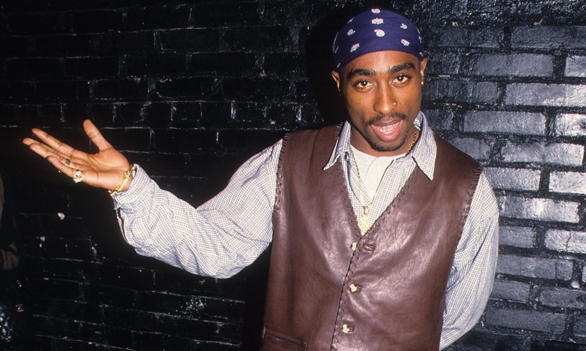 Tupac phụ kiện khăn bandana