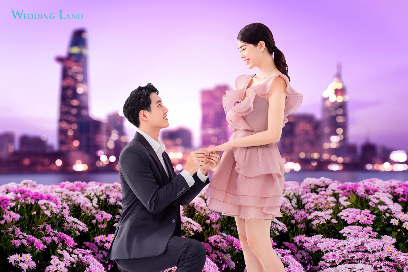 Doji nhẫn đính hôn